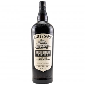 Cutty Sark Prohibition Edition Blended Scotch (Liter)