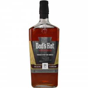 Dads Hat Port Wine Finish Pennsylvania Rye 94 Proof