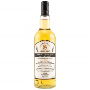 Dailuaine 2008/2019 10 Jahre Bourbon Cask Matured Cask Strength (Signatory)