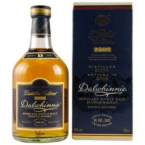 Dalwhinnie Distillers Edition 2003/2018 Double Matured Oloroso Finish