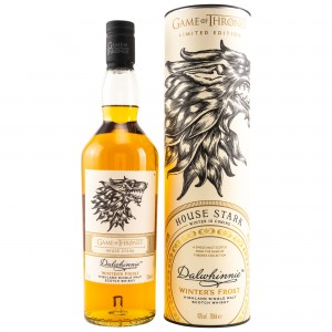 Dalwhinnie Winter's Frost - Haus Stark (GOT Malts Collection)