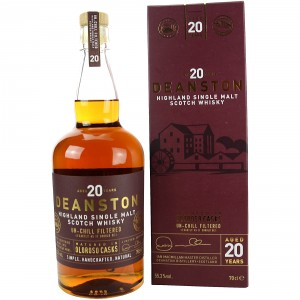 Deanston 20 Jahre Limited Edition Oloroso Sherry Casks