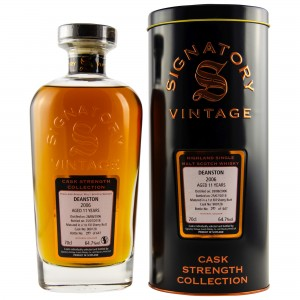 Deanston 2006/2018 Signatory Cask Strength First Fill Sherry Butt Nr. 900128