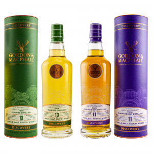 Discovery Duo - Tormore 13 Jahre & Bunnahabhain 11 Jahre (Gordon & MacPhail Discovery Series)