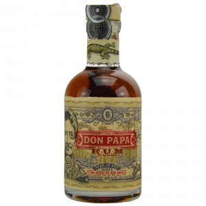 Don Papa Rum (200ml) (Rum) (Philippinen)