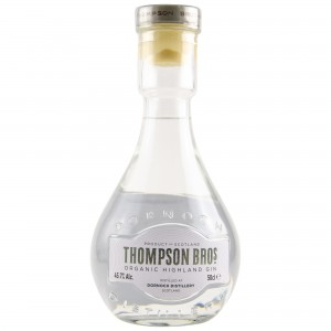 Thompson Bros. Organic Highland Gin (Dornoch Distillery)
