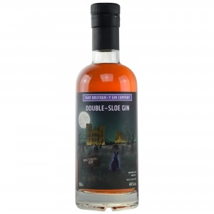 Double-Sloe Gin - Whittaker's Gin - Batch 1 (That Boutique-y Gin Company)