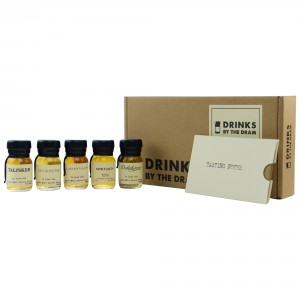 Regions of Scotland Whisky Tasting Set 5x0,03 (That Boutique-y Whisky Company)