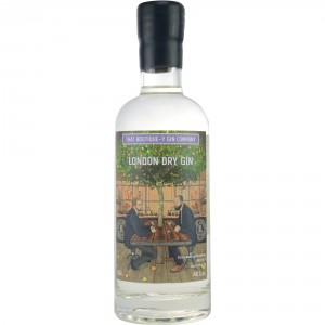 East London Liquor Company London Dry Gin Batch #1 (That Boutique-y Gin Company)