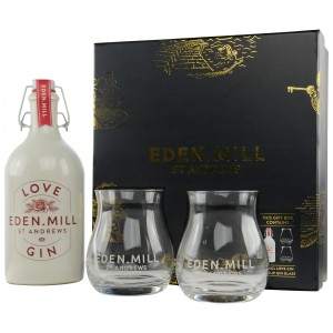 Eden Mill St. Andrews Love Gin Gläser Set