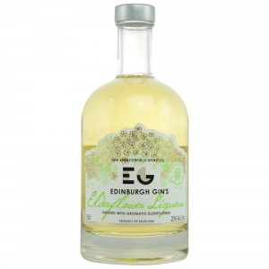 Edinburgh Gin's Elderflower Liquer (Likör)
