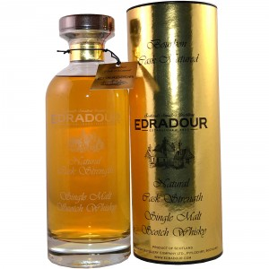 Edradour Vintage 2006/2017 Bourbon Cask Ibisco Decanter - Second Release