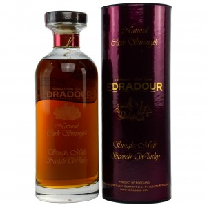 Edradour 2004/2018 Ibisco Decanter Cask No. 438 Sherry Fass Natural Cask Strength