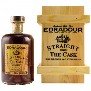 Edradour 2008/2018 Straight from the Cask Sherry Cask No. 48