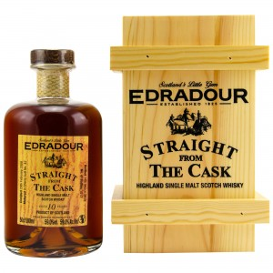Edradour 2008/2018 Straight from the Cask Sherry Cask No. 42