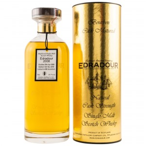 Edradour 2008/2018 Bourbon Cask Ibisco Decanter - Fourth Release
