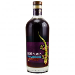 Eight Islands Spiced Rum