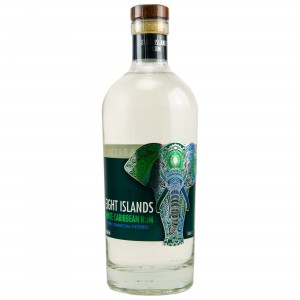 Eight Islands White Rum