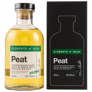 Elements of Islay Peat Full Proof 59,3% (Elements of Islay)