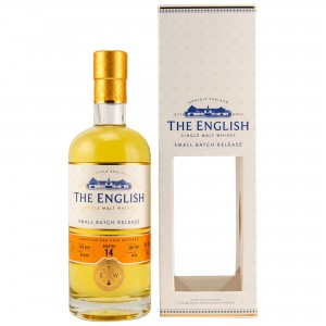 English Whisky Co. Chapter 14 Small Batch Release (England)