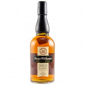 Evan Williams Single Barrel 2007