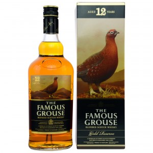 Famous Grouse 12 Jahre - Gold Reserve (Liter)