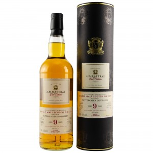 Fettercairn 2009/2018 9 Jahre Single Cask No. 1092 (A.D.Rattray)