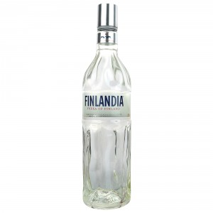 Finlandia Vodka of Finland (Finnland)
