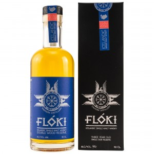 Floki Double Wood Single Cask Reserve Imperial Stout Finish #1