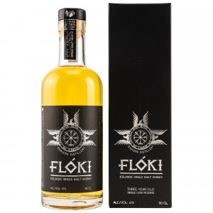 Floki Single Malt Whisky - Barrel 15 (Island)