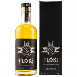 Floki Single Malt Whisky - Barrel 16 (Island)