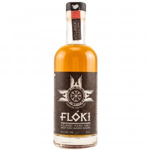 Floki Young Malt Sheep Dung Smoked Reserve - Barrel 25