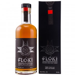 Floki Single Malt Whisky Sheep Dung Smoked Reserve Barrel 1