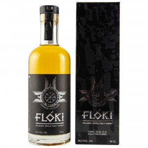 Floki Single Malt Whisky Barrel 8