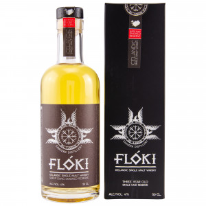 Floki Single Malt Whisky Sheep Dung Smoked Reserve - Barrel 2 (Island)