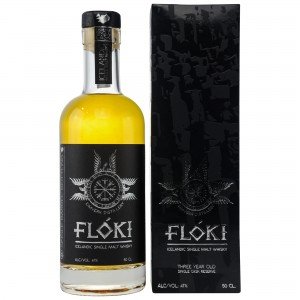 Floki Icelandic Single Malt Whisky - Barrel 1 (Island)