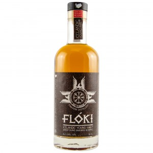 Floki Young Malt - Sheep Dung Smoked Reserve Barrel 17