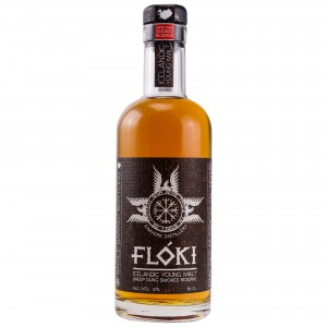 Floki Young Malt Sheep Dung Smoked Reserve Barrel 21