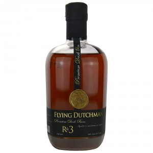 Zuidam Flying Dutchman Premium Dark Rum No. 3