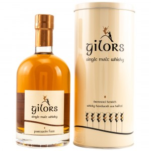 Gilors - Single Malt Portwein Fass
