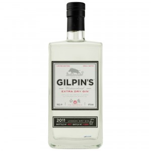 Gilpins 2011 London Dry Gin Small Batch