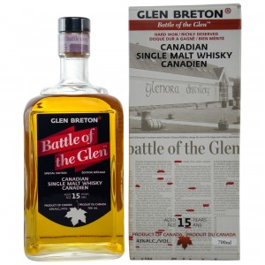 Glen Breton 15 Jahre - Battle of the Glen