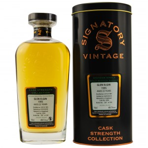Glen Elgin 1995/2018 Cask No. 3264 (Signatory Cask Strength)