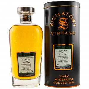 Glen Elgin 1995/2019 Cask No. 3269 (Hogshead) (Signatory Cask Strength)