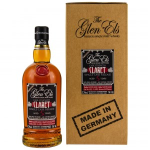 Glen Els Single Cask - Claret 5 Jahre Woodsmoked