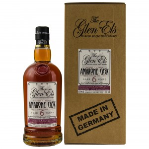 Glen Els Woodsmoked Amarone 6 Jahre Single Cask No. 1822