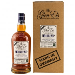 Glen Els Sherry Single Octave 2019 - Whic Exclusive 1/3 Oloroso & 2/3 PX Sherry Wood