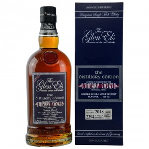 Glen Els Distillery Edition 2018 Sherry Casks (Deutschland)