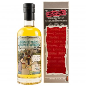 Glen Garioch 10 Jahre - Batch 2 (That Boutique-y Whisky Company)