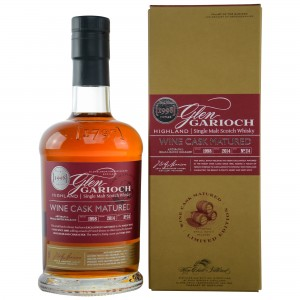 Glen Garioch 1998/2014 15 Jahre Wine Cask Matured